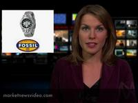Fossil Beats Estimates, Raises Full Year Guidance