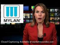 Mylan, Medicis Trade Higher