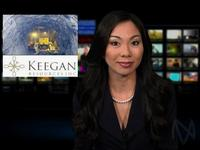 Gold Remains Near Highs; Keegan Announces Positive Drilling Results