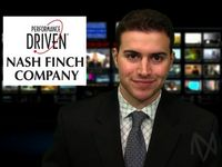 Nash Finch Profit Triples