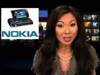 Nokia Diluted EPS Drops 40%