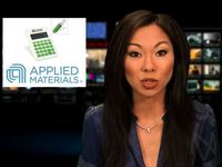 Applied Materials Swings to a Profit