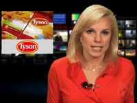Tyson Foods Swings to a Profit
