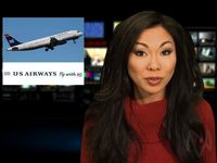 US Airways, Alaska Airlines Report February Traffic