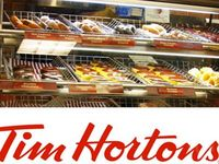 Tim Hortons Sales Rise, Misses Forecasts