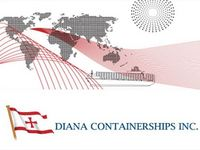 Diana Containerships Prices Public Offering