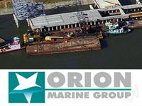 Orion Marine Group Shares Plunge on Outlook