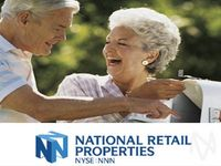 National Retail Properties Prices Offering
