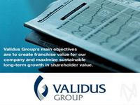 Validus Says Transatlantic Fails to Accept Sweetened Bid