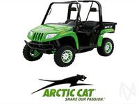 Arctic Cat Buys Back Suzuki's Stake
