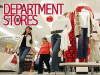 Department Stores Post Mixed Same-Stores Sales for November