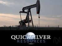Quicksilver, KKR Form Nat Gas Partnership