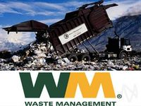Waste Management Trades Higher on Dividend News