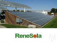 ReneSola Announces Earnings