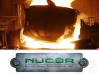 Nucor Lowers Earnings Forecasts