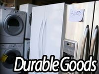 Durable Goods Drop in March