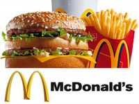 April Sales Slip 0.6% Globally For McDonald's