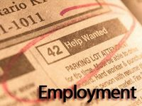 Jobless Claims Fall to Five Year Low