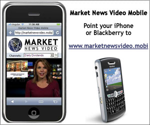 Try www.marketnewsvideo.mobi on your iPhone or Blackberry