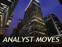 S&P 500 Analyst Moves: A