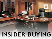 Monday 1/22 Insider Buying Report: JPM, RHP
