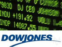 Dow Movers: GS, V